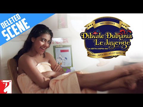 Deleted Scenes  - Dilwale Dulhania Le Jayenge Music Videos