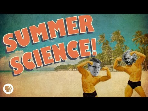 Summertime Science: Sunburn, Sweat, and Wrinkly Fingers