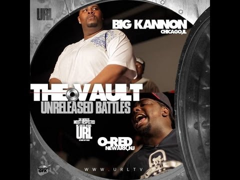 SMACK/URLTV PRESENTS BIG KANNON VS O-RED