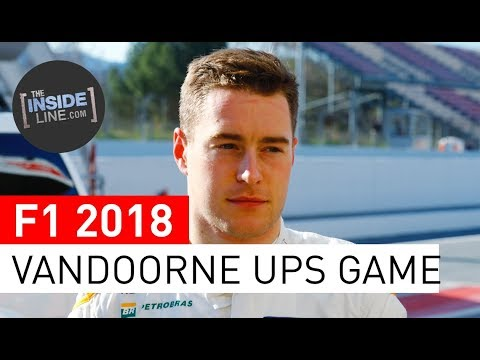 F1 NEWS 2018 - STOFFEL VANDOORNE: UPPING HIS GAME [THE INSIDE LINE TV SHOW]