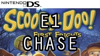 Scooby Doo: First Frights - Nintendo DS - E1 Chase