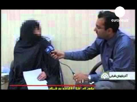 EuroNews - Execution of Sakineh Mohammadi Ashtiani is imminient 2 Nov 2010