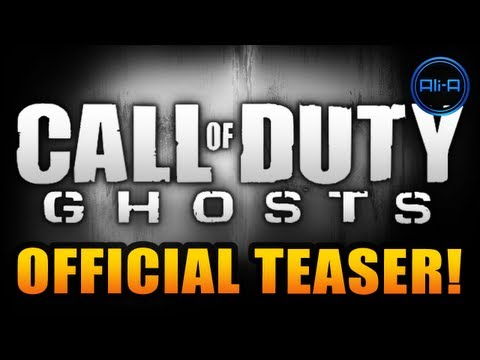 Call of Duty: GHOSTS - Official Teaser Site & NEW Images! 