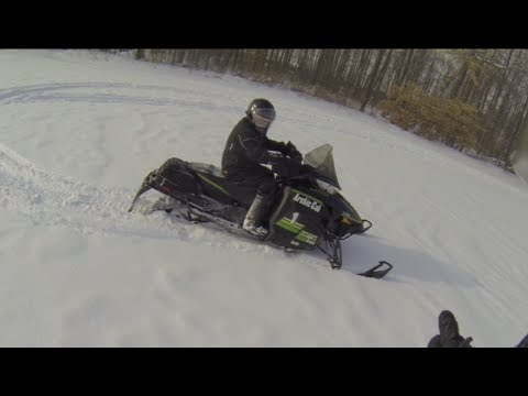 Ski Doo XRS 800 Vs Arctic Cat F 1100