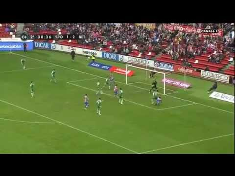 Jony (Sporting Gijon) - Highlights