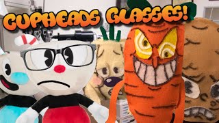 Cuphead Plush - Cuphead Gets Glasses!
