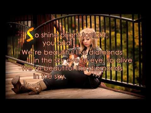 Diamonds by Madilyn Bailey Lyrics