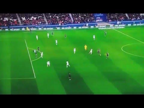 Maxwell Goal PSG vs Bastia 2-0 1/08/16