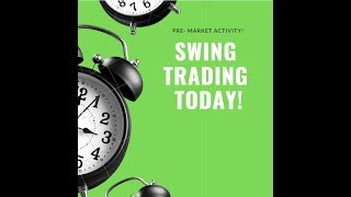 "Swing Trading Today | Is the ""Deep State"" Forcing A Stock Market Correction?"