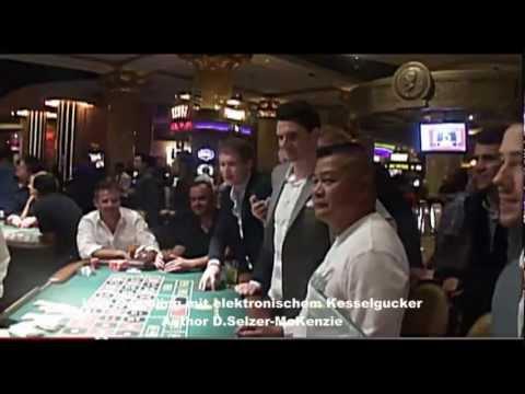 Roulette Kesselgucken live im Casino in Laos  Roulettesystem SelMcKenzie Selzer-McKenzie