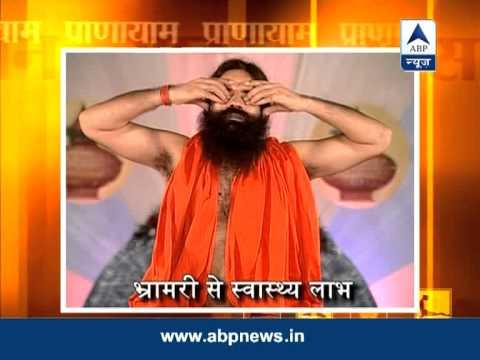 Baba Ramdev's Yog Yatra: Pranayam to get cure from migraine pain