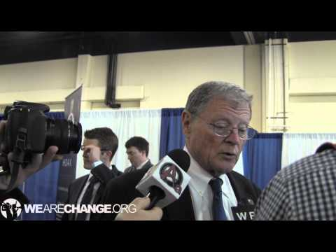 U.S. Senator Inhofe: Banks Never Paid Back Bailouts
