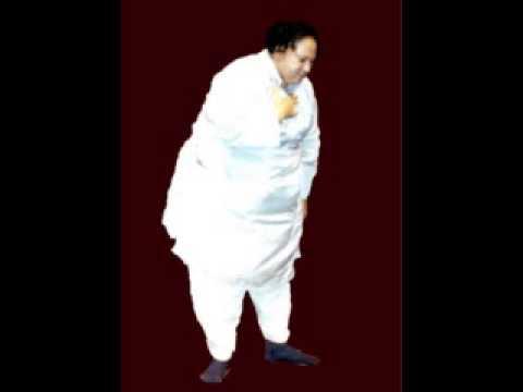 Nusrat Fateh Ali Khan - Raag Saraswati (finale)