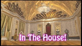 In The House! Episode 4 - Connor's Home! (Second Life)