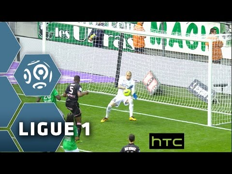 AS Saint-Etienne - Toulouse FC (0-0)  - Résumé - (ASSE - TFC) / 2015-16