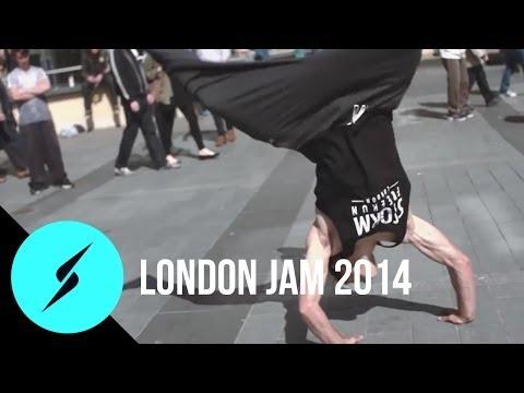 Storm Freerun London Jam 2014