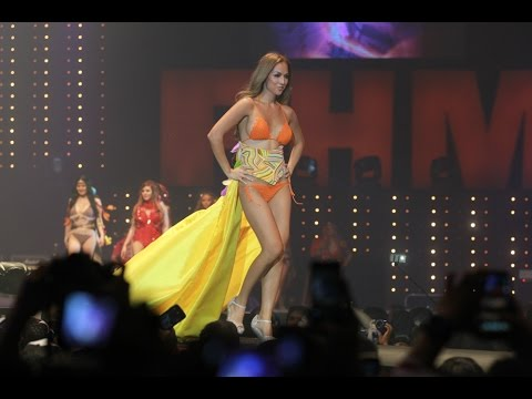 Aubrey Miles Bikini Malfunction @ FHM 100 Sexiest 2014