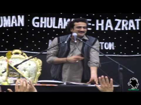 Syed Aqeel Mohsin Naqvi of D.G. Khan - AGHA Northampton (UK) - 5th May 2013/1434