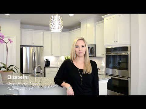 New Homes at Wentworth Green in Gainesville, Virginia