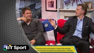 Michael Owen rant on Charlie Adam goal | BT Sport