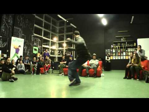 Joana Vs Fugalis | 4/8 | Unleash Your Flava | 2014 03 07