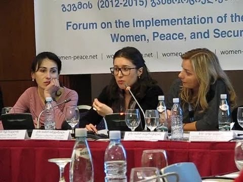 Georgia: Women Connecting for Peace
