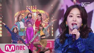 [The Pink Lady - GOD GIRL] KPOP TV Show   M COUNTDOWN 190221 EP.607