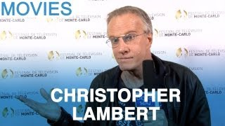 Christopher Lambert on