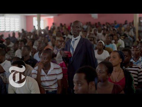 Haiti: The Police on Trial