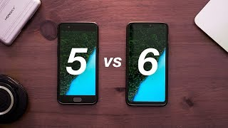 OnePlus 5 vs. OnePlus 6 - Worth the Upgrade?