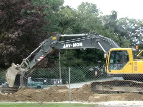 Wilmington Swain School demolished