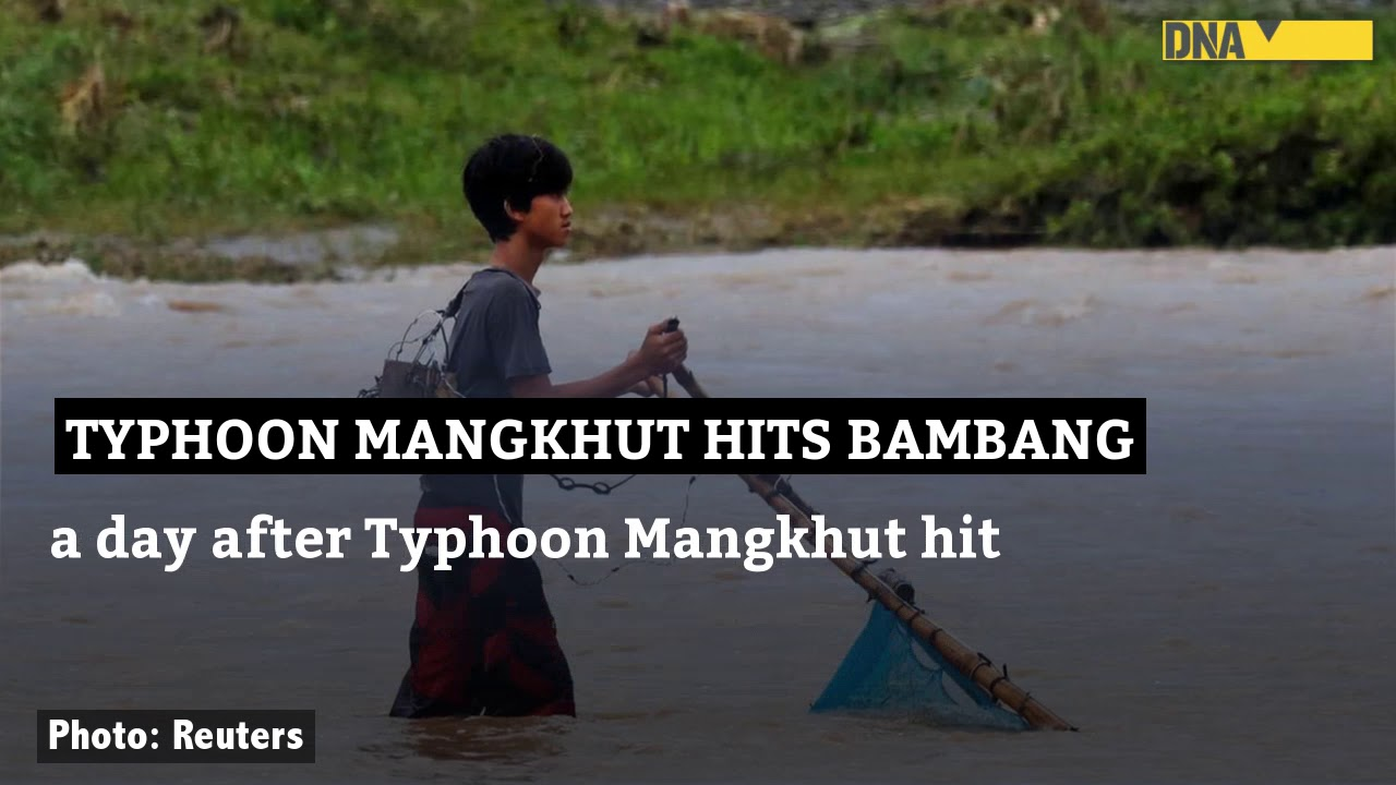 Deadly Typhoon Mangkhut lashes Hong Kong, China; dozens dead in Philippines