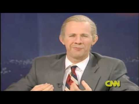 Dana Carvey Show Ross Perot Larry King Debate w/ Ellen Video