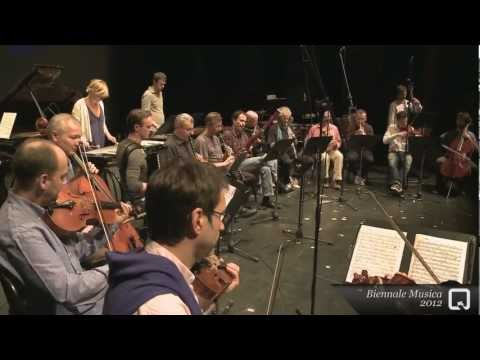 Biennale Musica 2012 – Alter Ego Ensemble – Ex Novo Ensemble