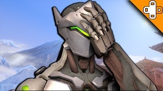 WORST Genji in the Game? Overwatch Funny & Epic Moments 551