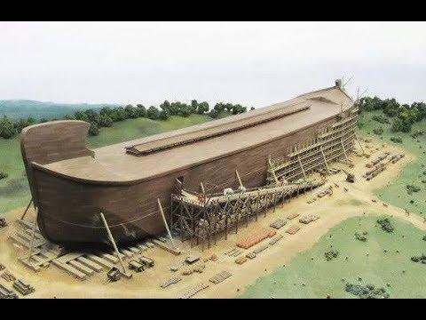 Ученые нашли  Ноев ковчег скрытый во льдах горы Арарат. Тайна Библейских артефактов. Док. фильм.