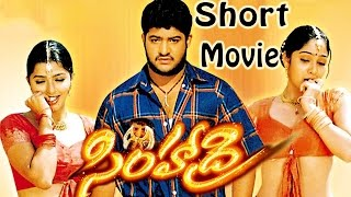 Simhadri Short Movie    NTR , Bhoomika Chawla , Ankhita