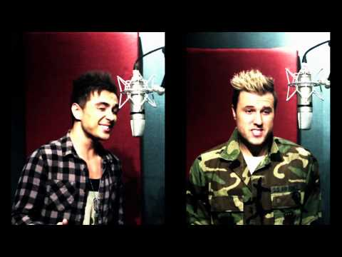 Don't You Worry Child - Swedish House Mafia (acoustic cover by Anthem Lights) HD