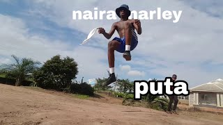 Naira marley-pxta dance video[The Brosive] puta #puta #nairamarley #pxta #marlians