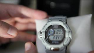 mygshock.com - 3 Vintage Colors & Final Frogman G-Shocks