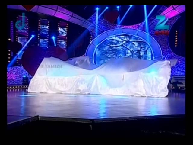 Dance Tamizha Dance Little Masters - Episode 13 - August 30, 2014 - Vishal and Harni Performance