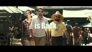 The Hangover 2- Official Trailer