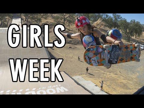 Girls Week 2014 at Woodward West
