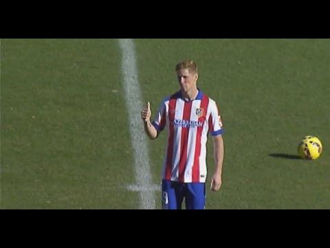 Fernando Torres Presentación Oficial | Official Presentation at Atletico Madrid 2015 HD