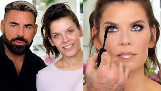 JLo's Makeup Artist Transforms My Sister Erika ...