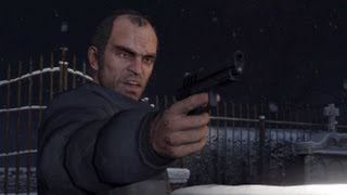 GTA V: Trevor Finds Out What Michael Was Hiding
