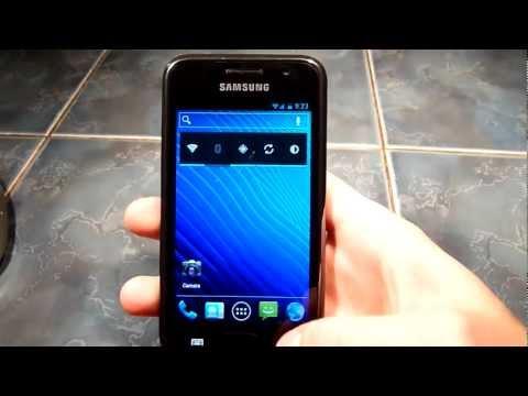 ICS CM9 BUILD 16 == Samsung Galaxy S