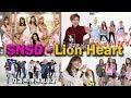 K-Pop Idol Cover Dance Lion Heart SNSD | Weekly Idol
