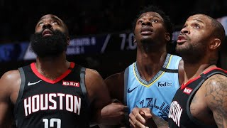 Houston Rockets vs Memphis Grizzlies Full Game Highlights | January 14, 2019-20 NBA Season