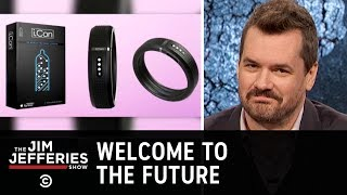 Even Condoms Are Connected to Wi-Fi Now - The Jim Jefferies Show